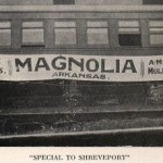 The special train to Shreveport, 1930