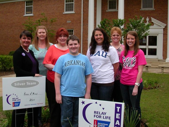 2012 relay for life team