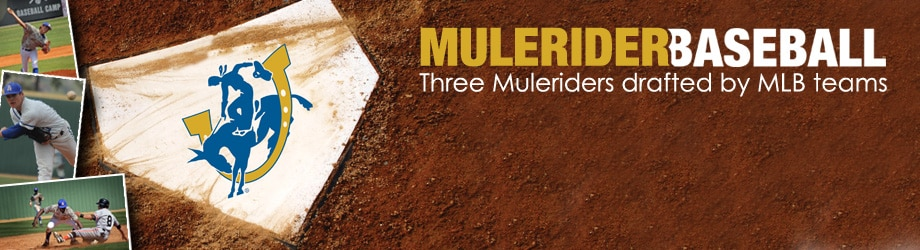 Three Muleriders are headed to the Major Leagues