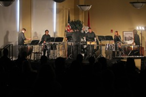 SAU's Percussion Ensemble - free concert  @ Harton Theatre