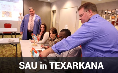 SAU in Texarkana