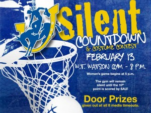 Silent Countdown: Men's and Women's Basketball @ W.T. Watson Gynamsium