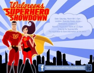 Enactus's SAU superhero showdown @ Story Rodeo Arena