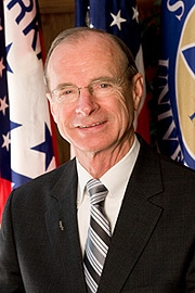 Dr. David Rankin - University President