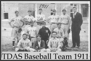 TDAS Baseball Team 1911 photo