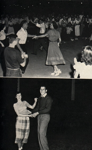 Picture of jitterbug dancing