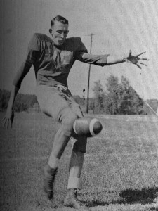 Calvin Neal, Mulerider Quarterback photo