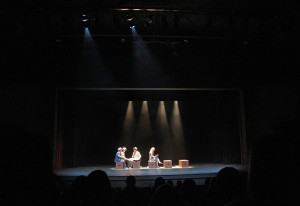 2012 SAU play performance