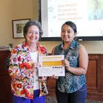 Suva receives SI Scholarship