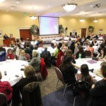PARCC Summit with more than 110 attendees