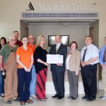 Albemarle gives $200000 to SAU Engineering