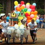 Family Day_Bed Races