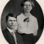 Photo: Jesse and Caro Bussey in 1916. Courtesy of Southern Arkansas University Archives, Magnolia, Arkansas.
