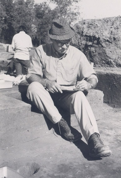Schambach at Crenshaw Mounds