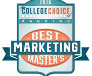 Best Master's in Marketing