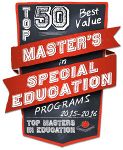 Top-50-Best-Value-Masters-in-Special-Education-Programs-2015-2016