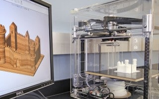 engineering physics 3d printer