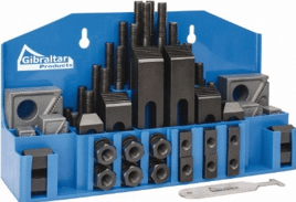 Step Block and Clamp Set