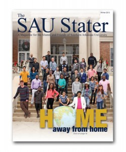 Cover of Winter 2013 Stater