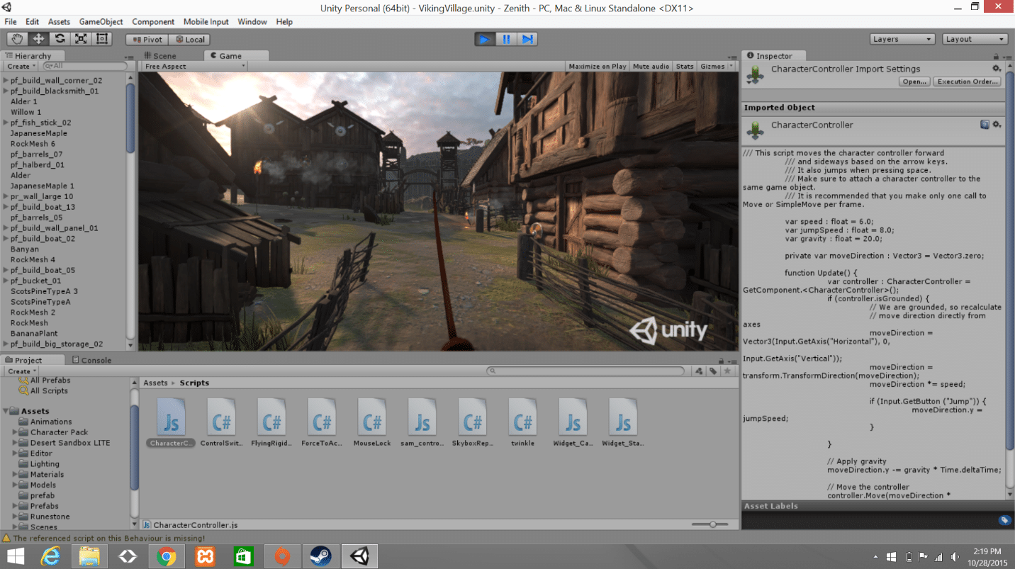 Game and Animation Design | Southern Arkansas University