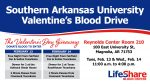 LifeShare Valentine Blood Drive
