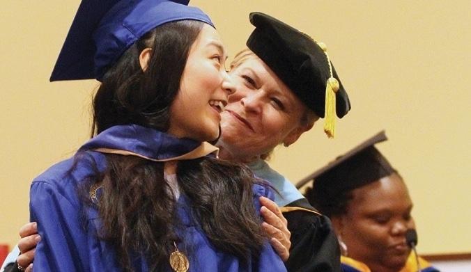 International student graduate