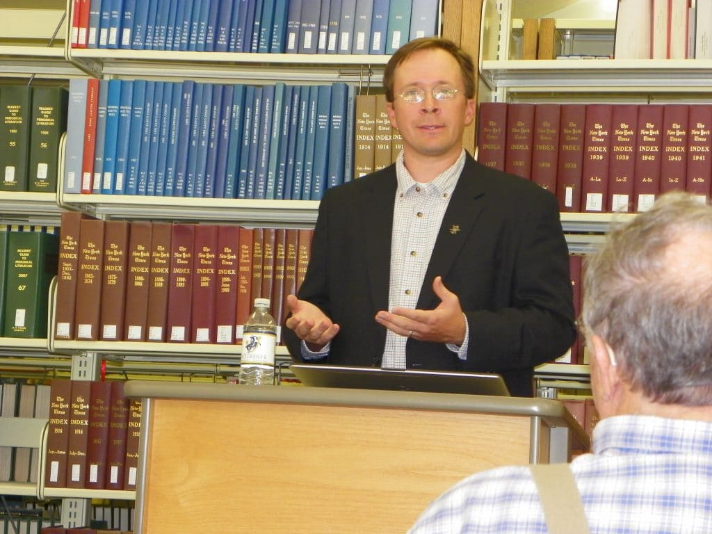 Carl Drexler talk