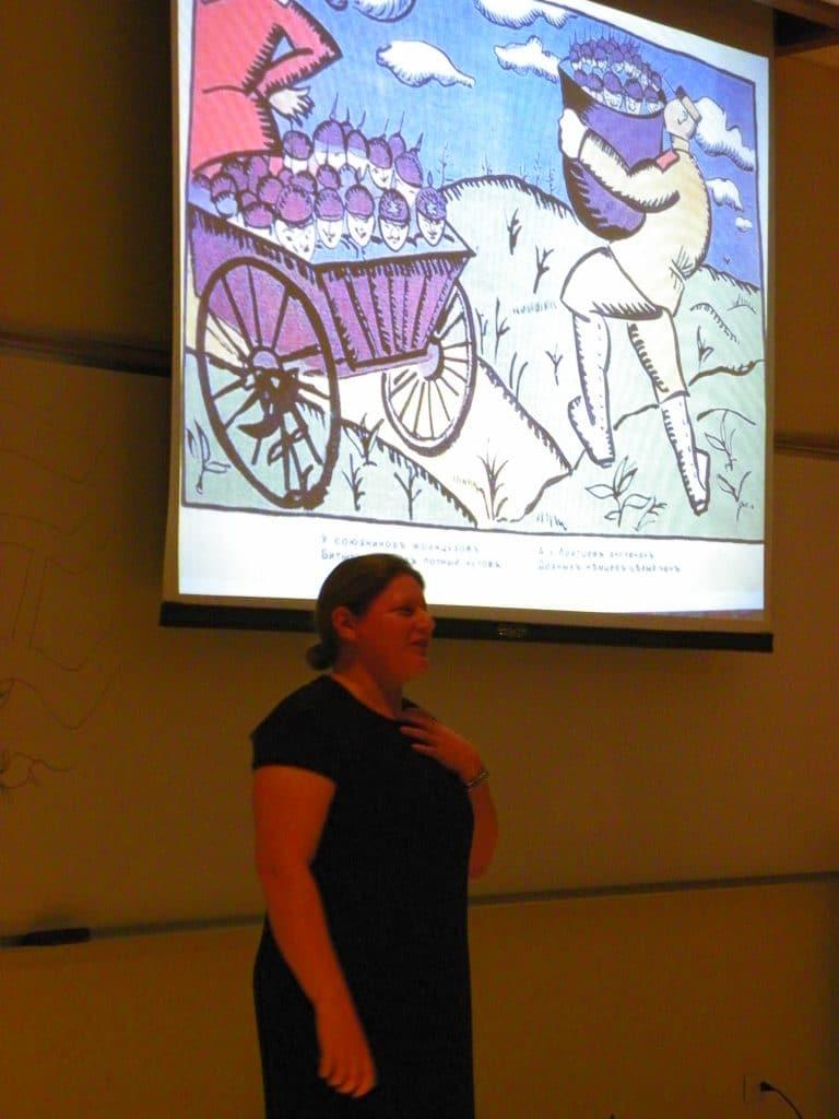 Dr. Sventlana Paulson Lecture