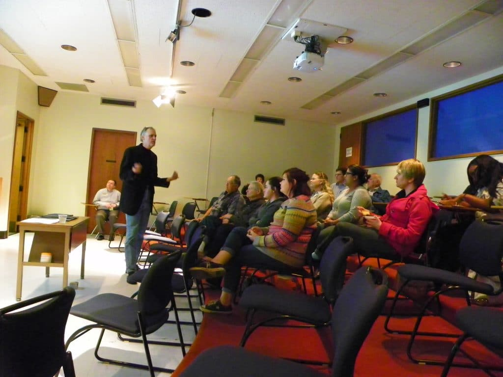 Dr. Ben Johnson Lecture