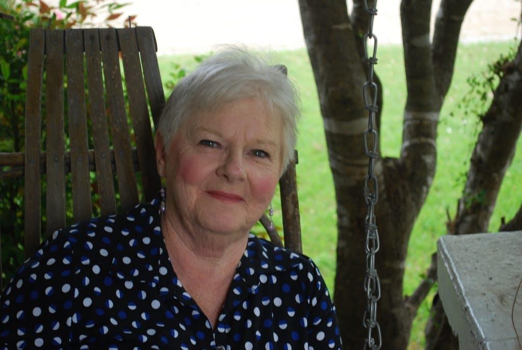 PIcture of Judy Barrett