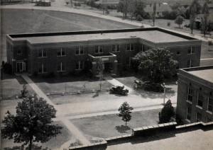 Cross Hall 1940 photo