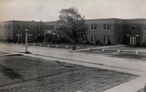 Nelson Hall 1940 photo