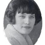 Hazel Arnold 1925 photo
