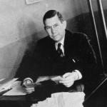 Milton Talley in 1940 photo