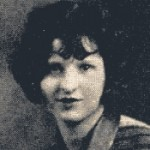 Beulah Stevens (Mrs. Godley), 1927 photo
