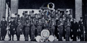 A&M Band in 1934 photo