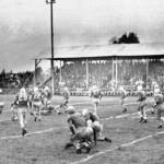 Columbia Stadium, site of Mulerider football in 1935-36, 1940-41, and 1945-48 photo