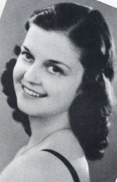 Ferol Dumas, A&M beauty contestant in the 1941 Miss America pageant photo