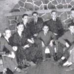 Phi Theta Kappa honor society members in 1939 photo