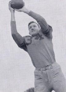 Charles McClendon, 1947 photo