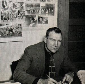 Coach Elmer Smith photo