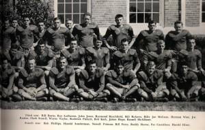 1948 Football Team photo