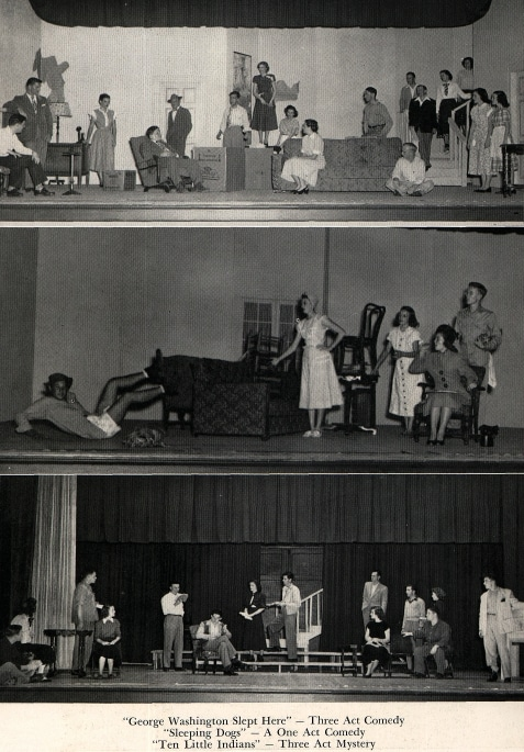 The plays of 1948-49 photo