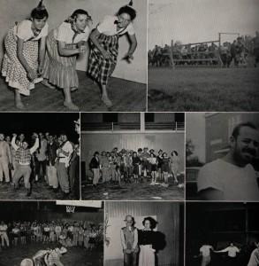 Sadie Hawkins Week in 1949 photo
