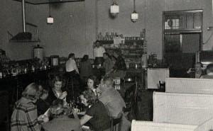 Snack Bar in 1949 photo