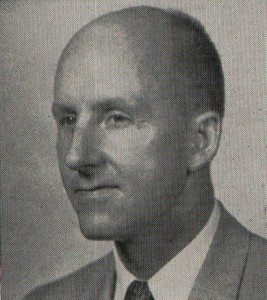 Dr. Frank Irwin, Professor and Head, Department of Education photo