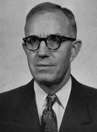 Dr. Dolph Camp, Magnolia A&M/SSC President, 1950-59 photo