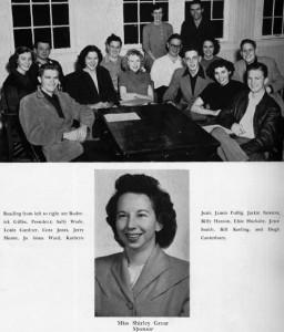 The First Da Capo Club in 1950-51 photo