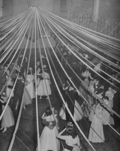 Valentine's Dance in 1953 photo