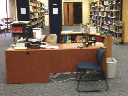 Information/Reference Desk